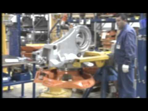 Fabricación de Robots Industriales KUKA