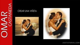 ADOBE PHOTOSHOP CS5 CREAR UNA VINETA