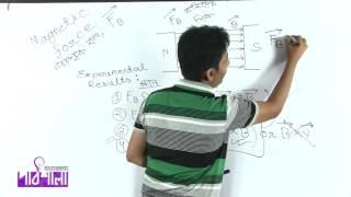 04. Magnetic Force | চৌম্বক বল | OnnoRokom Pathshala