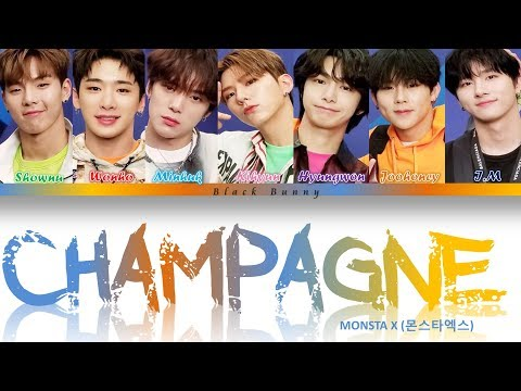 Download  MONSTA X 몬스타엑스 - Champagne Color Coded s Kan/Rom/Eng/歌詞 Gratis, download lagu terbaru