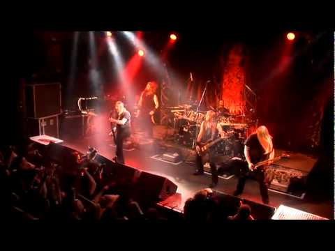 Amon Amarth - Ride For Vengeance
