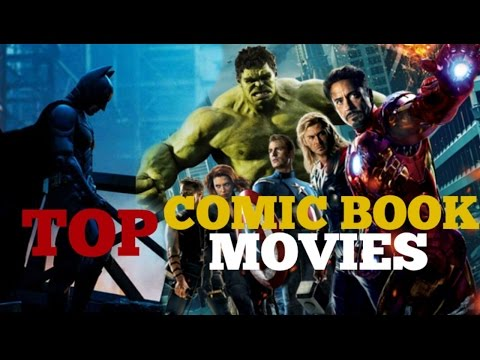 Top 5 Comic Book Movies Of All Time