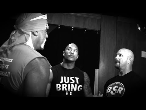 Three Icons Share A Moment: Wrestlemania 30 Exclusive, April 6, 2014 video