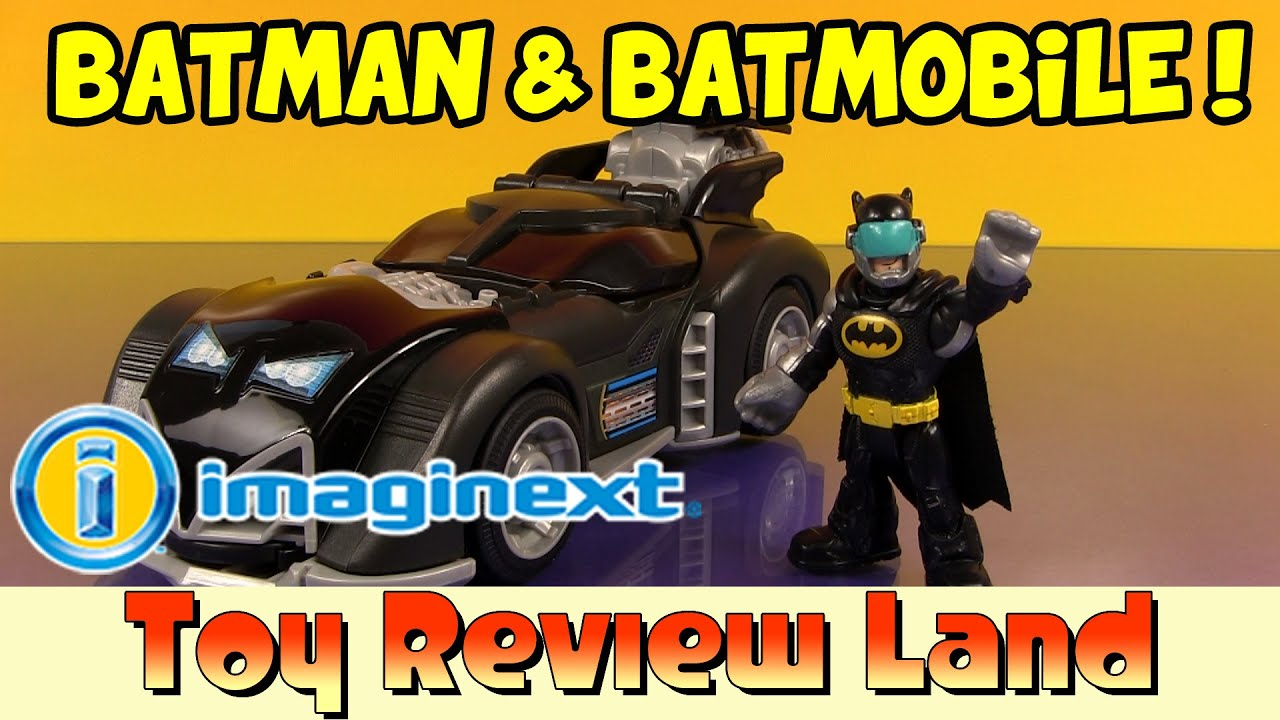 Batmobile Toy Imaginext Imaginext Batman Batmobile