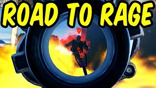 Road to Rage - Rainbow Six Siege Funny Moments & Epic Stuff