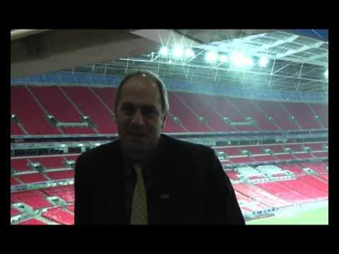 Exclusive FA Cup interview with Sir Steve Redgrave.wmv Video
