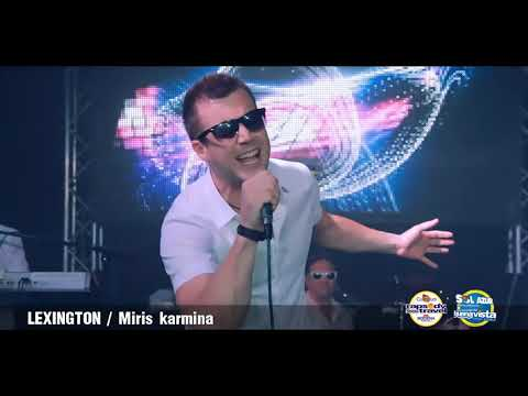 Lexington - Miris karmina [OFFICIAL HD VIDEO]