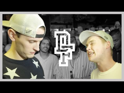 �DON'T FLOP - �Rap Battle - Rone Vs Blizzard