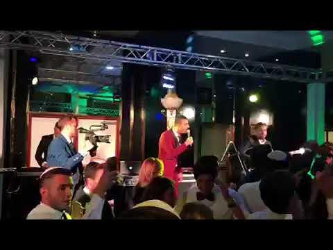 רגב הוד-טרמינל 3 עושה שמח בחתונה במילאנו איטליה(2018)