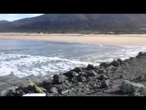 Fishing north jetty eureka ca for Jetty fishing oregon