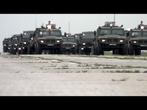 Putin orders Russian troops away from Ukraine border