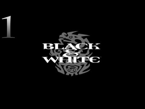 Black White Ep. 1 A God is born