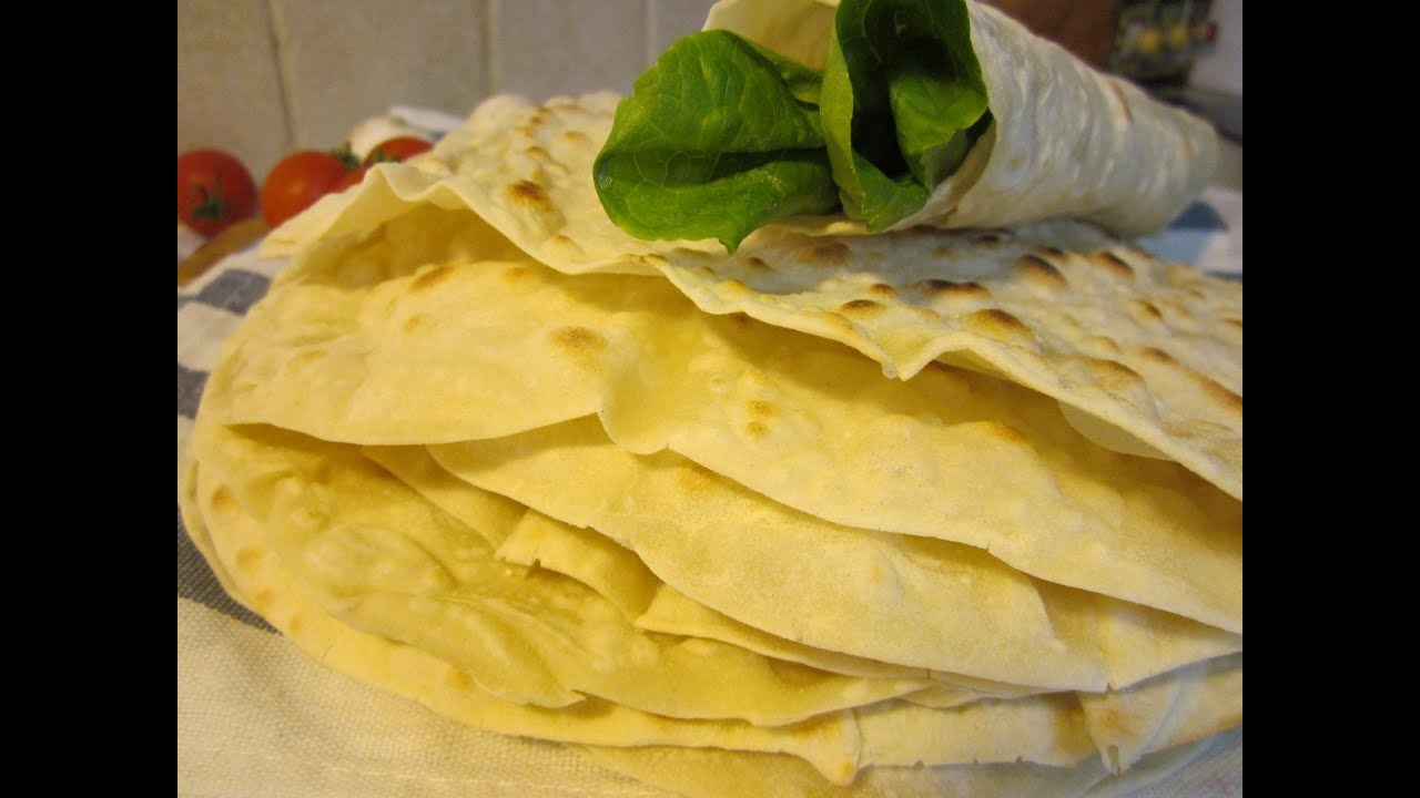 Рецепт армянского лаваша тонкого в домашних условиях как приготовить