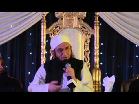 Maulana Tariq Jameel,masjid Zakariya,wakefield video