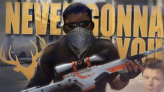 Counter Strike: Global Offensive Song - Never Gonna Give You AWP (CS:GO) - Stagged