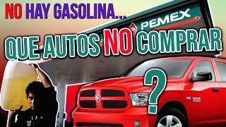 Crisis de Gasolina en México | Los Autos Más Gastalones del País