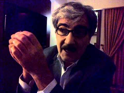 Baroone Shaboone (Rain at night) - A Persian song of Mosa Bidaj