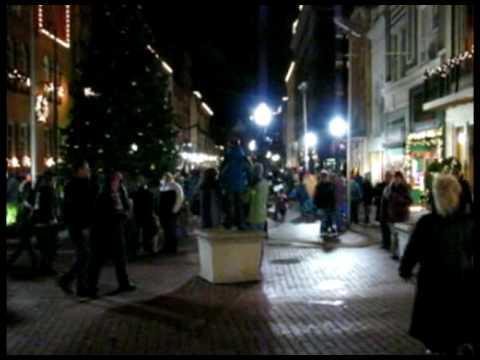 Holiday Tree Lighting (Cumberland, Maryland)