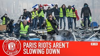 Paris Riots Aren't Slowing Down l The News & Why It Matters Ep. 179