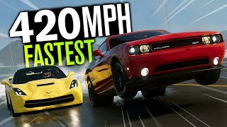 The Crew 2 - 420MPH FASTEST Drag Car?