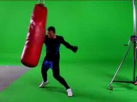 Wayne Rooney vs Punchbag