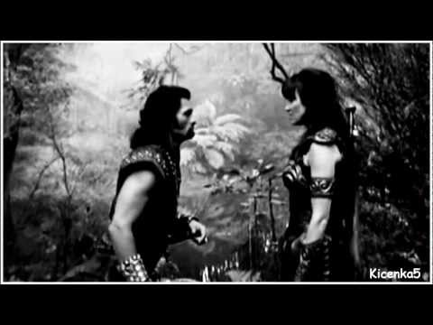 Xena and Ares - Somebody That I Used To Know