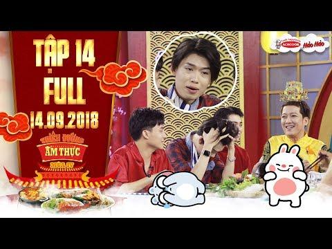 """Thiên đường ẩm thực 4   Tập 14 full: Quang Trung """"vò đầu bứt tóc"""" vì độ """"lắc léo"""" của Trường Giang thumbnail"""