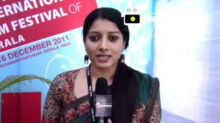 Akam - Anumol Akam Heroine at IFFK 2011 - AKAM MOVIE IFFK 2011