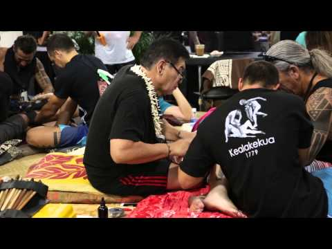 Pacific ink art expo hawaii august 2017 for Hawaii tattoo expo