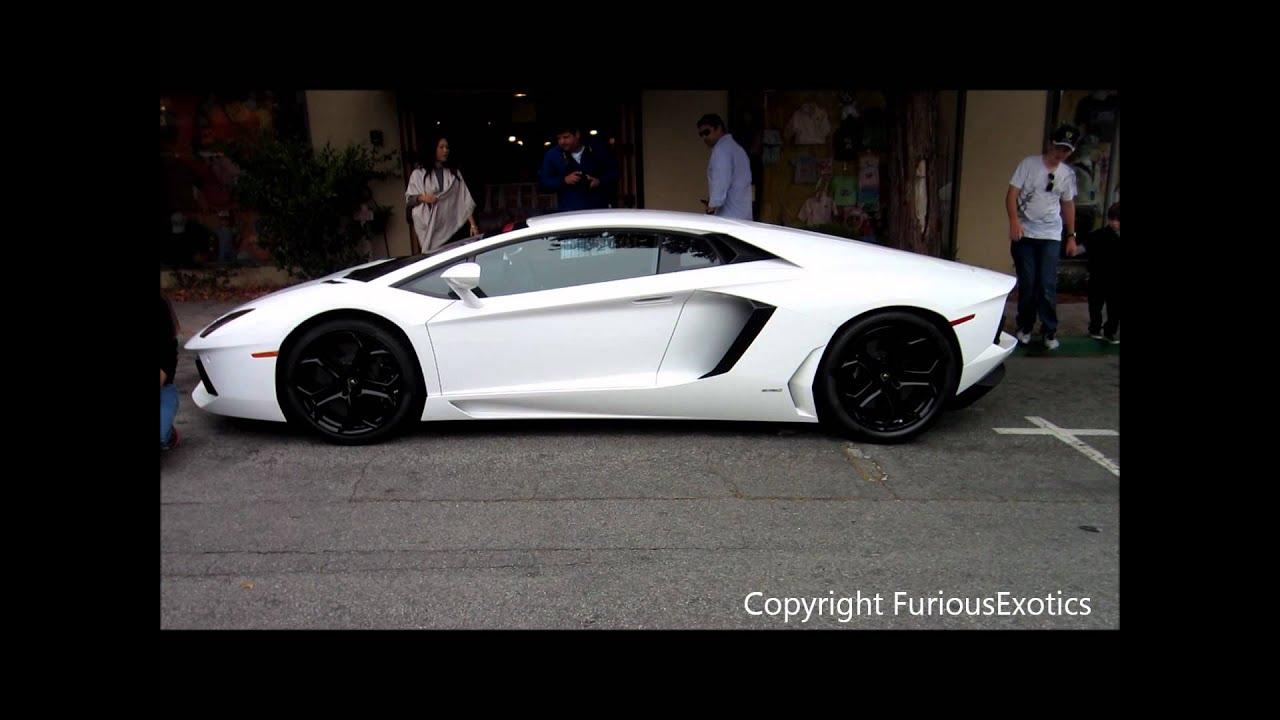 First Lamborghini Ever Made >> FIRST EVER Lamborghini Aventador LP700-4 - YouTube