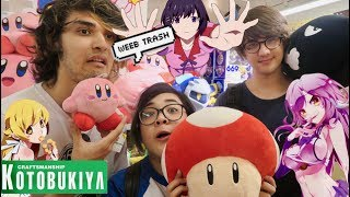 IDIOTS WASTE MONEY ON ANIME IN JAPAN! Feat. THE ANIME MAN & AKI DEAREST