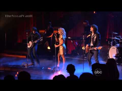 The Band Perry - Better Dig Two - DWTS-16-Results