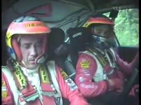 The best onboard rally