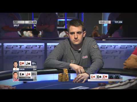 EPT 10 Barcelona 2013 Main Event Episode 8 PokerStars.com HD