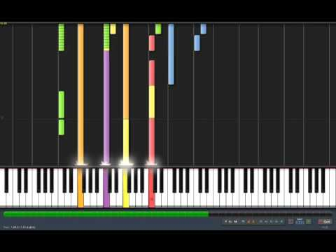 [Piano] Morrowind Theme Tutorial Music Videos