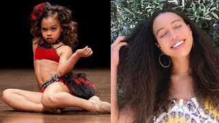 DANCE MOMS STARS   Then and Now