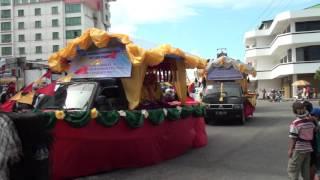 Parade Budaya - Iraw Tengkayu