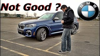 Top 5 Reasons Not To Buy The BMW X3 M40i