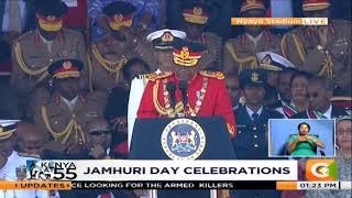 President Kenyatta's Full Jamhuri Day Speech