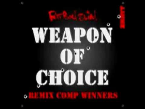 Fatboy Slim - Weapon Of Choice - Remix Comp Runner Up (sonpub Remix) video
