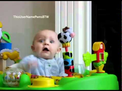 Scared Baby: SUPER DUBSTEP REMIX.