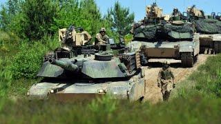 NATO Sends 'Combat-Ready' Battalions Near Russian Border