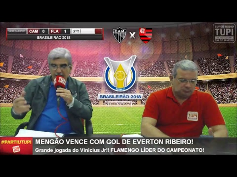 Atlético-MG 0 x 1 Flamengo - 7ª Rodada - Brasileirão - 26/05/2018 - AO VIVO thumbnail
