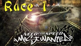 Need For Speed Most Wanted (2005) Gameplay Race 1 Blacklist 15 Sonny