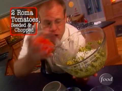 Perfect Guacamole Dip-Food Network
