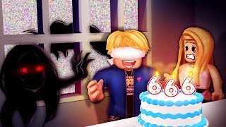 My Roblox birthday party...