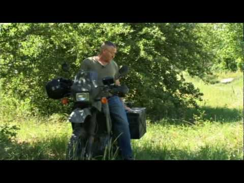 Kawasaki 650 KLR Pannier Review