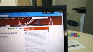 How to shutdown RM Laptop