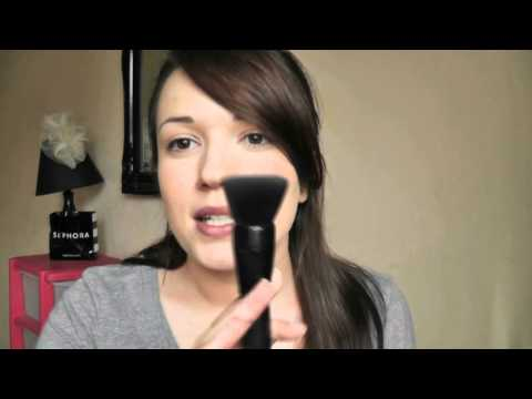 Make-up For Beginners - How to Contour/Bronze the Face Step 9