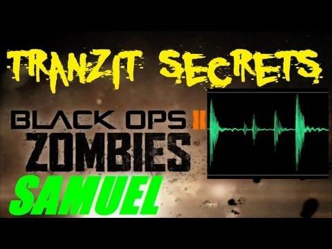 Tranzit Zombies Secrets: ALL Samuel Audio Quotes (Part 1)
